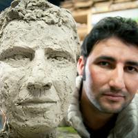 portret van een man | Atelierbreda