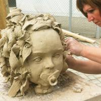 portret van een kind | Atelierbreda
