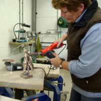 afwerken brons | Ateleirbreda
